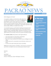 clickable image of the Winter 2021 PACRAO newsletter